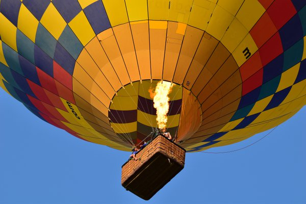 Mass ascension at New Jersey Festival of Ballooning 2019 thumbnail
