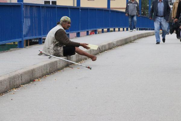 A beggar of Goražde  thumbnail