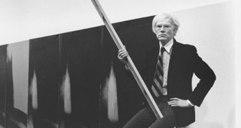See Warhol through an artist's eyes in Talking With Andy on January 11