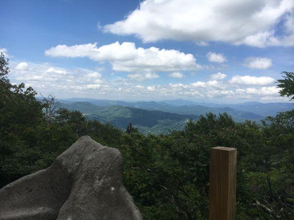 View of the Blue Ridge Mountains  thumbnail