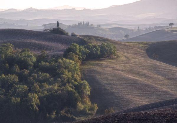 Tuscany landscape  thumbnail