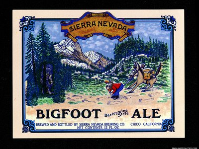 The Smithsonian has launched the first national-scale, scholarly research and collecting project to gather and preserve the artifacts, documents and voices associated with the beer industry's craft revolution (above: label, Sierra Nevada Brewing Company).