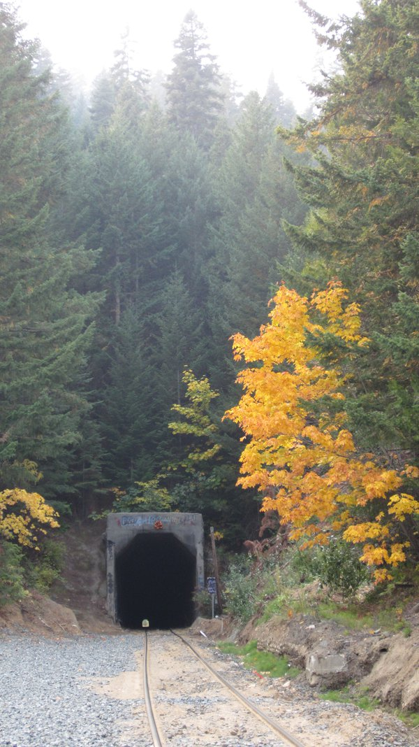 Tunnel 13 in Southern Oregon thumbnail