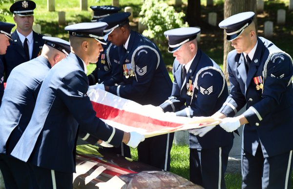 A Veteran is Laid to Rest thumbnail