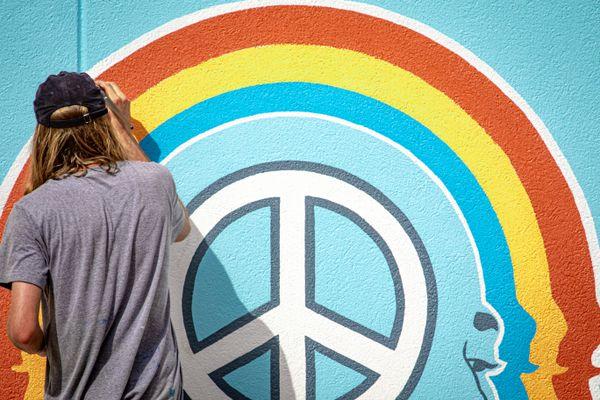 Rainbow of Peace thumbnail