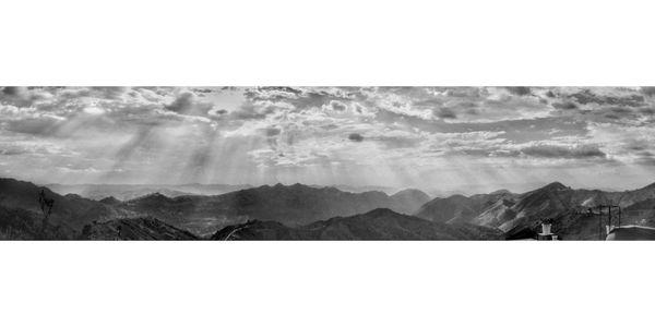 Mountain rays thumbnail
