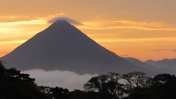 Arenal Sunrise Cloud Cap thumbnail