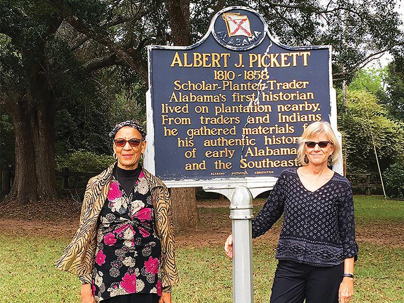 Two Women, Their Lives Connected by American Slavery, Tackle Their Shared History