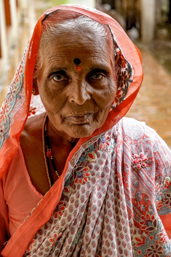 India Grandmother thumbnail