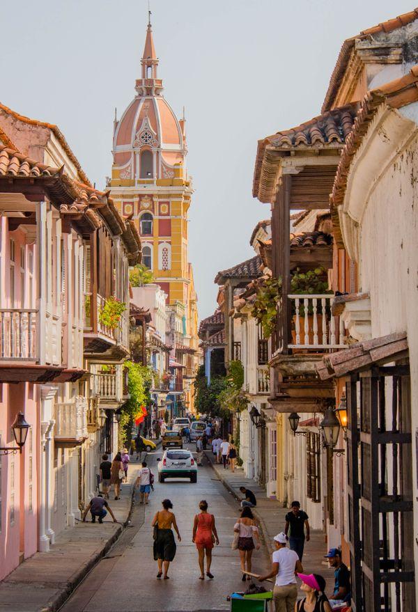 Old Town, Cartagena thumbnail