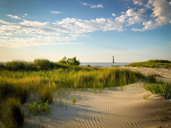 Morning on Morris Island thumbnail