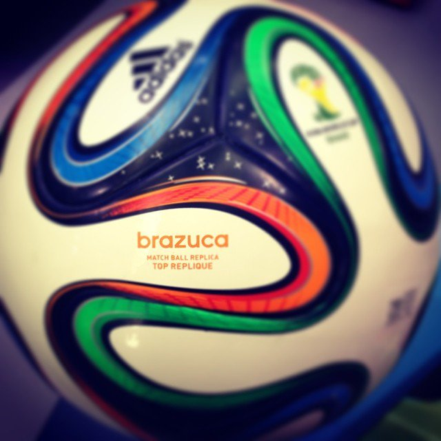 2014 world cup ball