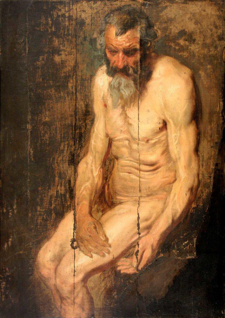 Digital Art Detectives Identify Original van Dyck Portrait