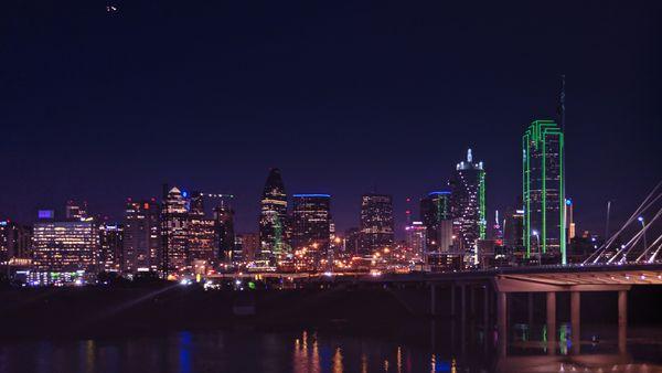 dallas skyline thumbnail