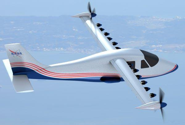 Why Aren't There Electric Airplanes Yet? It Comes Down to Batteries.