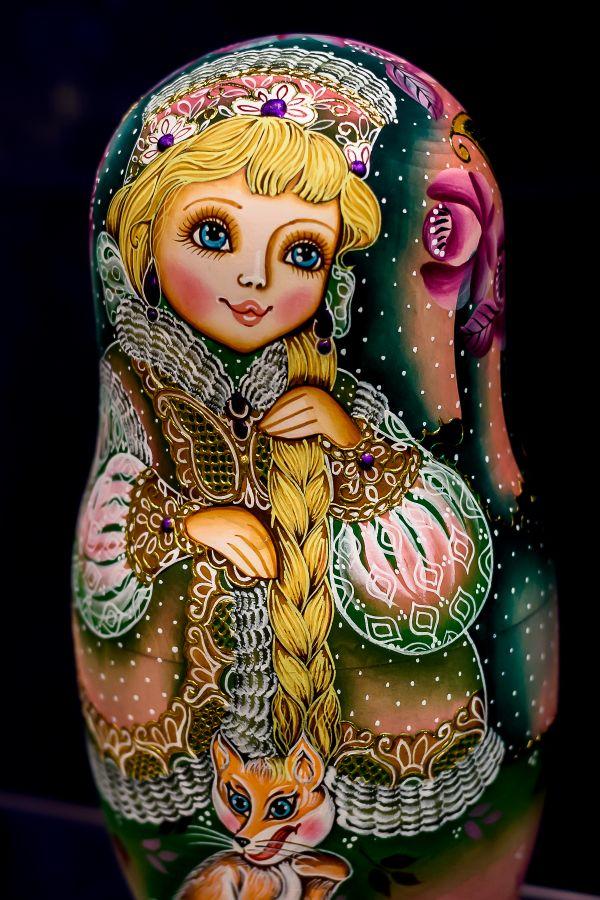Matryoshka doll thumbnail