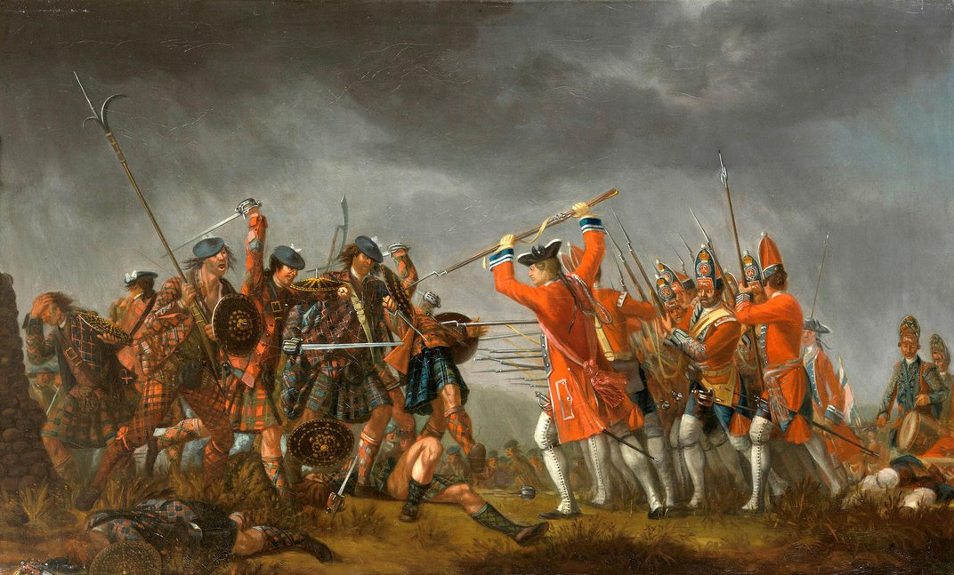 Trove of Musket Balls Sent to Aid Bonnie Prince Charlie's Jacobite Rebellion Found