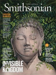 Cover for April 2016