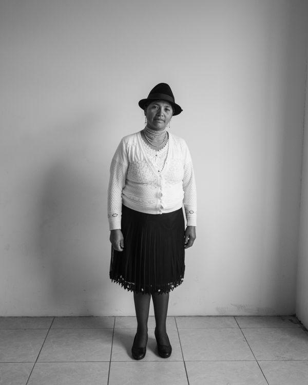 Quechua Woman (Andes Mountains/Anti) thumbnail