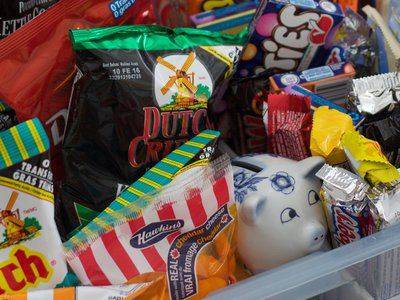 Junk food and processed food has gotten a bad reputation as a primary cause of weight gain, but journalist David Freedman says, with some changes, it could actually help the obese in America's poorest neighborhoods.