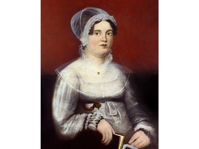 Rebecca Lukens (National Iron and Steel Heritage Museum, Coatesville, Pennsylvania)