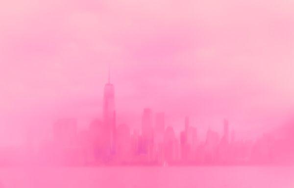 Lower Manhattan (Pink) thumbnail