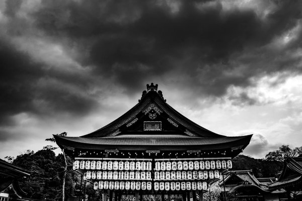 Storm in Kyoto thumbnail