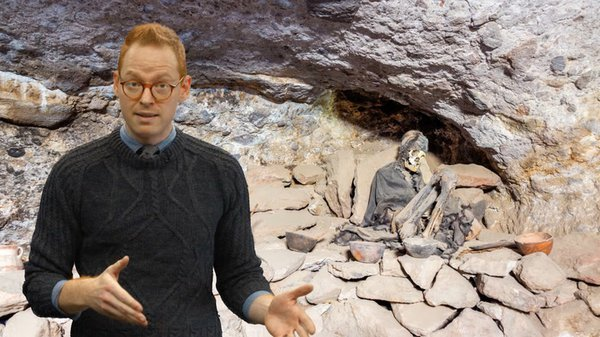 Preview thumbnail for Ask Smithsonian: How Do You Mummify a Body?