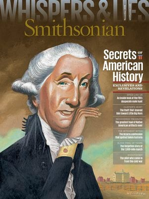 Preview thumbnail for Subscribe to Smithsonian magazine now for just $12