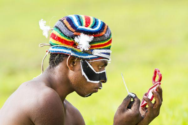Tribesman I, Papua New Guinea thumbnail