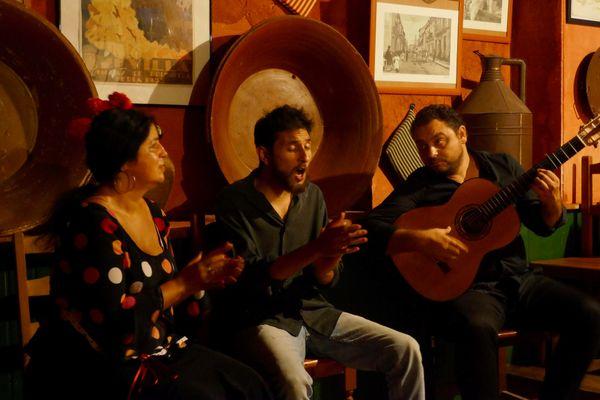 Flamenco in Triana thumbnail