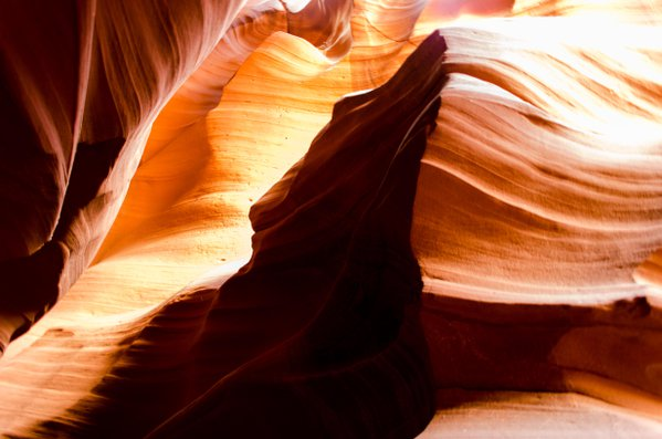 Antelope Canyon : The Wolf thumbnail