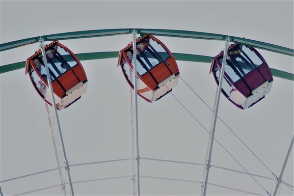 At the top of the ferris wheel thumbnail