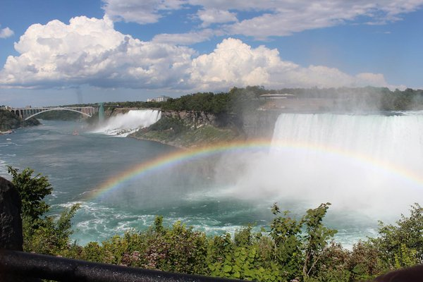 Rainbow In Niagara thumbnail