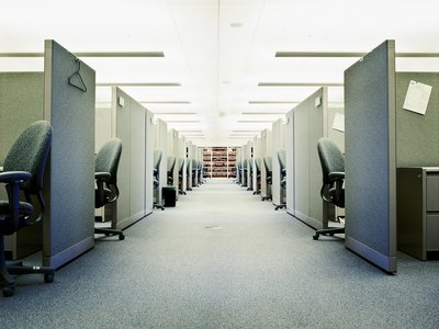 Cubicles: Not just mind-numbing, but unhealthy too?