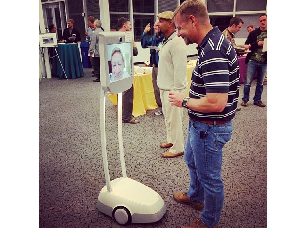 How Robots Could Help Chronically Ill Kids Attend School