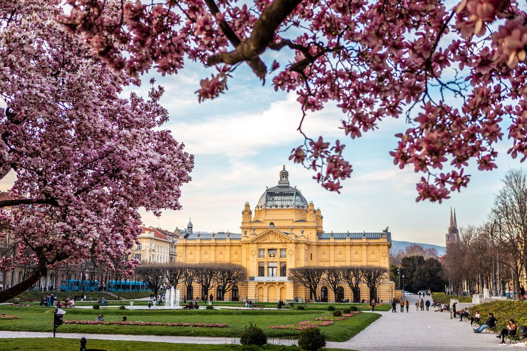 See Why Lovely Zagreb is a Dream Destination for Lovers of Art, History, Nature and Food