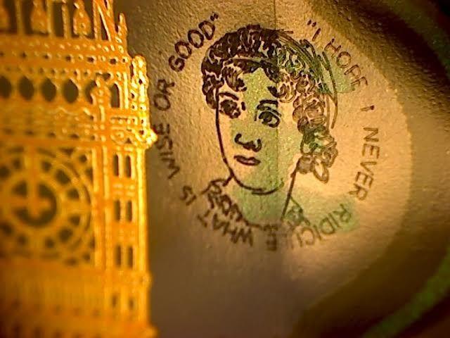 Strike It Rich (Without Marrying for Money) by Finding Hidden Jane Austen Art
