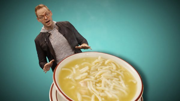 Preview thumbnail for Ask Smithsonian: Does Chicken Soup Really Help With a Cold?
