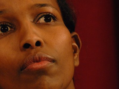 The controversial Dutch Somali feminist Ayaan Hirsi Ali's autobiography Infidel led to death threats from numerous Muslim organizations.