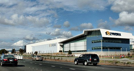 Solyndra offices