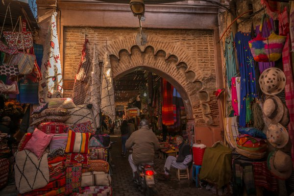 The souk, Marrakech thumbnail