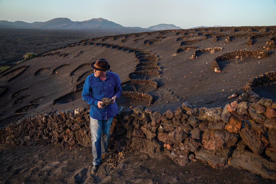 Learning to Love the Hardscrabble Life on Lanzarote