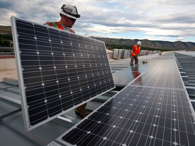 California becomes the first state to require new homes to include solar panels.