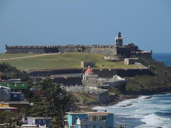 San Felipe del Morro fortress thumbnail