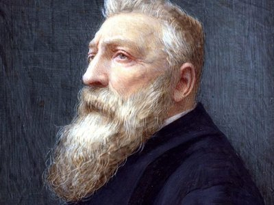 This is not King Leopold II.