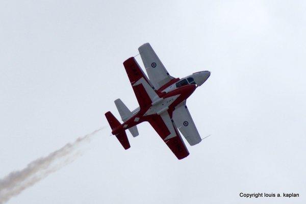 First visit for Canadian Airforce at Marine Corp Air Station Miramar - Fall show thumbnail