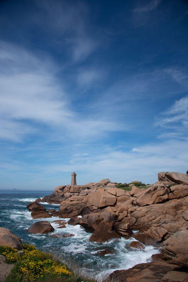 Lighthouse at Ploumanac'h  thumbnail