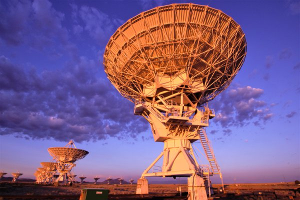 NRAO Very Large Array, New Mexico thumbnail