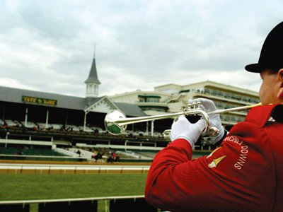 """""""During Derby Week, Louisville is the capital of the world,"""" wrote John Steinbeck in 1956."""
